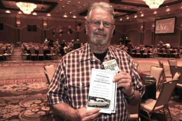 LVHS Class of 1960 alumnus Dale Reese attends the 2015 37th Anniversary - Annual Wildcat Reunion at The Orleans Hotel and Casino in Las Vegas, NV on September 26, 2015. Photo by Lia Chang
