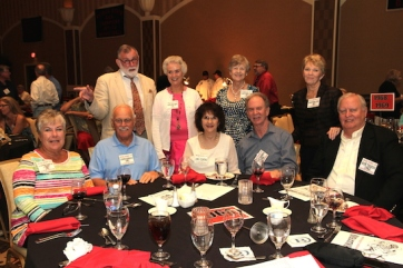 LVHS Class of 1960 alumni and family attend the 2015 37th Anniversary - Annual Wildcat Reunion at The Orleans Hotel and Casino in Las Vegas, NV on September 26, 2015. Photo by Lia Chang