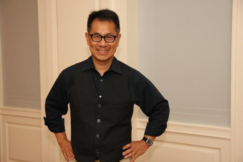 Arthur Dong. Photo by Lia Chang
