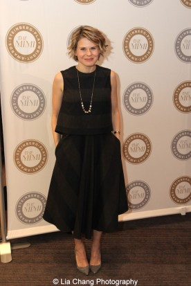 Celia Keenan-Bolger attends the 2015 Steinberg Playwright Awards on November 16, 2015 in New York City. Photo by Lia Chang
