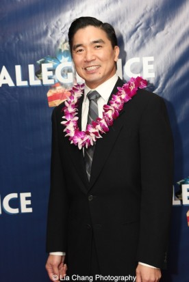Greg Watanabe. Photo by Lia Chang