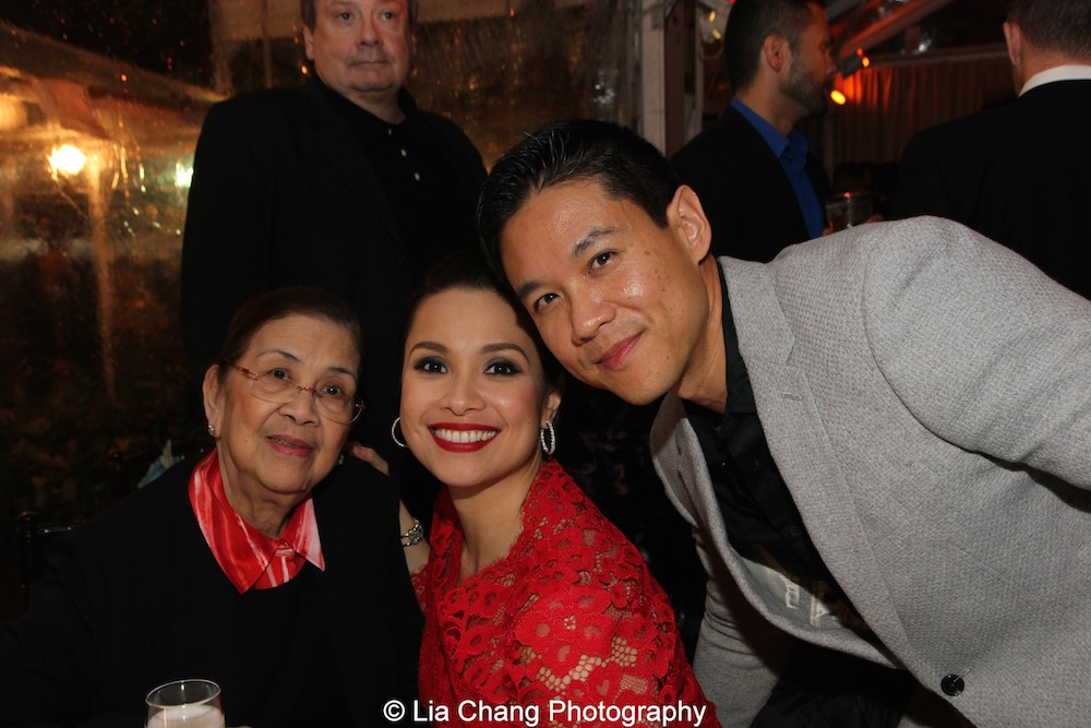 2015-11-8 Lea Salonga and Robert Chien_Allegiance_Photo by ...