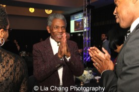 André De Shields at the 27th Annual Awards for Excellence in the Arts Gala held in the Atlantic Ballroom of the Radisson Blue Aqua Hotel in Chicago on November 9, 2015. Photo by Lia Chang