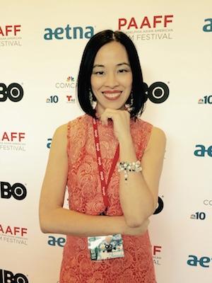 Lia Chang. Photo by Garth Kravits