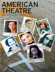American Theatre, October 2006