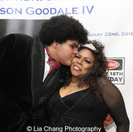 J.R. and Dhonna Goodale. Photo by Lia Chang