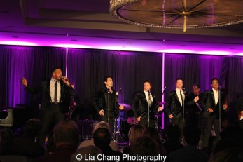 The Doo Wop Project. Photo by Lia Chang