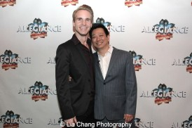 Austin Cooke and Jay Kuo. Photo by Lia Chang