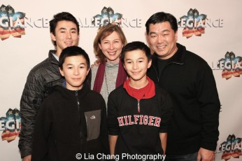 The Nomura Clan. Photo by Lia Chang