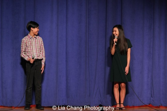 James Ignacio and Amaya Braganza. Photo by Lia Chang