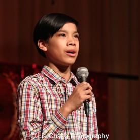 James Ignacio. Photo by Lia Chang