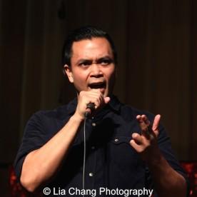 Jose Llana. Photo by Lia Chang