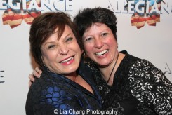 Wendy Gillespie and Cathy Masie Allegiance. Photo by Lia Chang