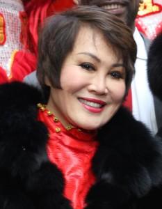 Yue-Sai Kan. Photo by Lia Chang