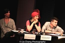 Judges Nikka Graff Lanzarone, Laura Heywood and Mo Brady. Photo by Lia Chang