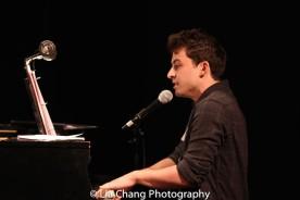 Composer Nikko Benson. Photo by Lia Chang