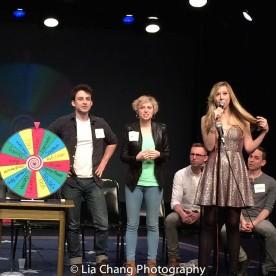 Nikko Benson, Sarah Ziegler, Benjamin Halstead, Emily McNamara and Garth Kravits. Photo by Lia Chang