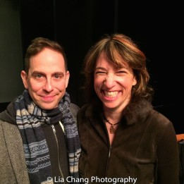 Garth Kravits and Amy Engelhardt. Photo by Lia Chang