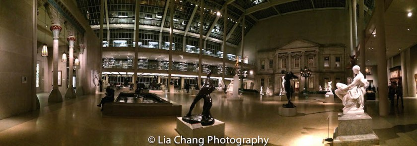 The Charles Engelhard Court at The Metropolitan Museum of Art in New York. Photo by Lia Chang