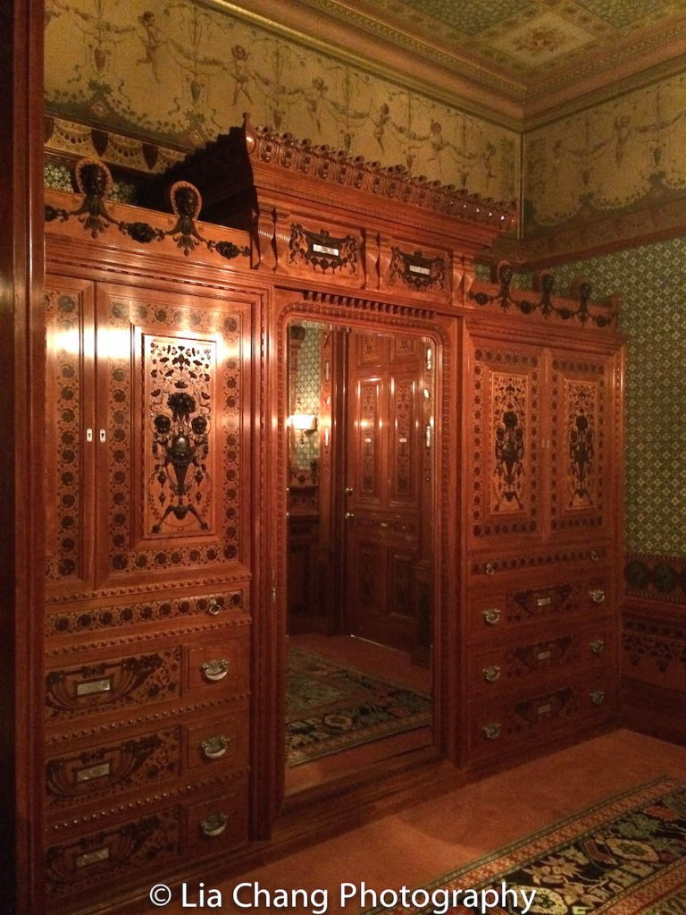 George A. Schastey & Co. (1873–1897), Worsham-Rockefeller Dressing Room, New York City, 1881-82. The Metropolitan Museum of Art, Gift of The Museum of the City of New York, 2008. Photo by Lia Chang