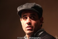 Bobby Cannavale at the Drama Book Shop in New York on April 5, 2016. Photo by Lia Chang