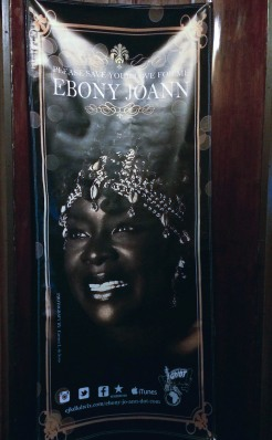 Ebony Jo-Ann. Photo by Carmen L. de Jesus