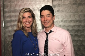 Tami Schuch-Yaegashi and James Yaegashi. Photo by Lia Chang