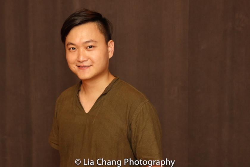Chongren Fan. Photo by Lia Chang