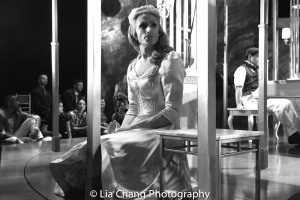 Oliver Thornton as Bianca during the Intermezzo. Photo by Lia Chang