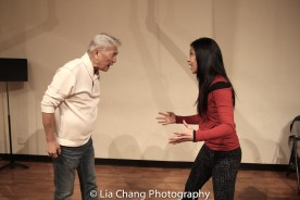 Alvin Ing and director Lainie Sakakura. Photo by Lia Chang