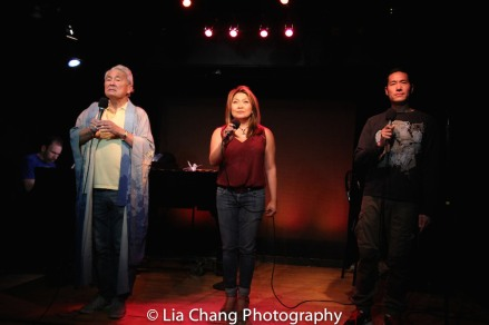 Alvin Ing, Hazel Anne Raymundo and Darren Lee. Photo by Lia Chang