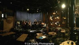 Jack Bashkow, Kimberly Grigsby, Jose Llana, Kevin Garcia, Pete Donovan and Simon Kafka. Photo by Lia Chang