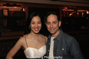 Lia Chang and Garth Kravits. Photo by Jeigh Madjus