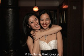 Ruthie Ann Miles and Lia Chang. Photo by Lia Chang