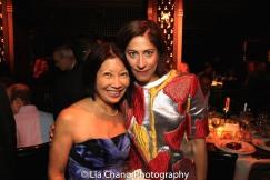 Suzen Murakoshi and Lisa Benavides. Photo by Lia Chang
