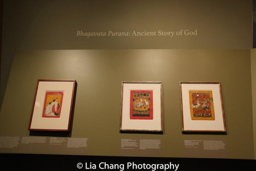 Bhagavata Purana: Ancient Story of God. Photo by Lia Chang
