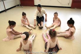 UWS DANCE with Lainie Sakakura. Photo by Lia Chang