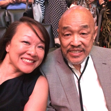 Tami Chang and Russell Chang