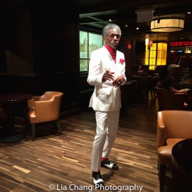 André De Shields at BTN's 30th Anniversary Bruncheon at the Palmer House Hilton in Chicago on August 9, 2016. Photo by Lia Chang