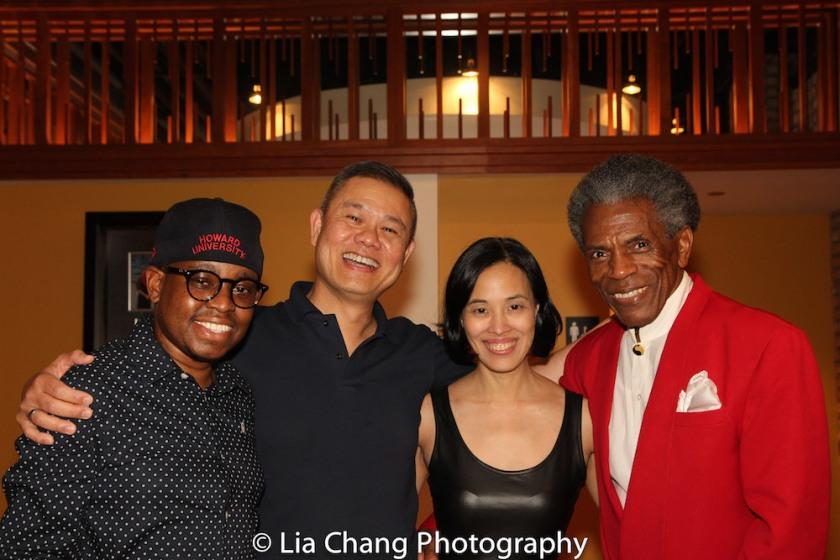 Samuel G. Roberson Jr., Chay Yew, Lia Chang, André De Shields.
