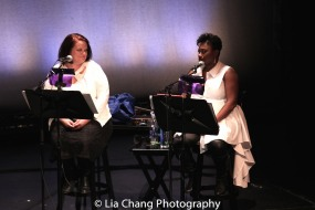 Kimberly Lawson and Donica Lynn. Photo by Lia Chang