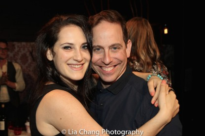 Jodi Bluestein and Garth Kravits. Photo by Lia Chang