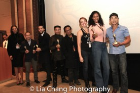 UAS IAFF Awards at HBO in New York on November 11, 2016. Photo by Lia Chang