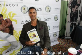 Taimak at the Urban Action Showcase Diversity in Action Celebration at the AMC Empire 25 Times Square in New York on November 12, 2016. Photo by Lia Chang
