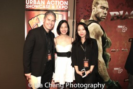 The 4th Annual Urban Action Showcase and Expo at the AMC Empire 25 Times Square in New York on November 12, 2016.