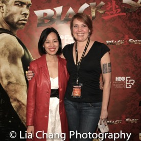 Lia Chang at the 4th Annual Urban Action Showcase and Expo at the AMC Empire 25 Times Square in New York on November 12, 2016. Photo by Garth Kravits