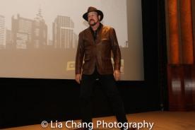 Masters and Mentors honoree Alan Goldberg at the UAS IAFF Awards at HBO in New York on November 11, 2016. Photo by Lia Chang