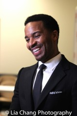 André Holland. Photo by Lia Chang
