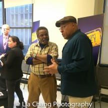 Ray Anthony Thomas and Keith Randolph Smith. Photo by Lia Chang