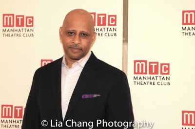 Ruben Santiago-Hudson. Photo by Lia Chang